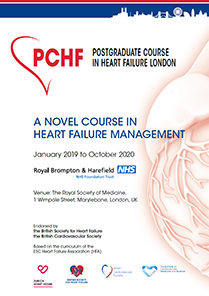 PCHF London Flyer Cover