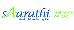 Logo Saarathi Healthcare Pvt. Ltd.