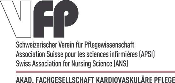 Logo Schweizerischer Verein für Pflegewissenschaften